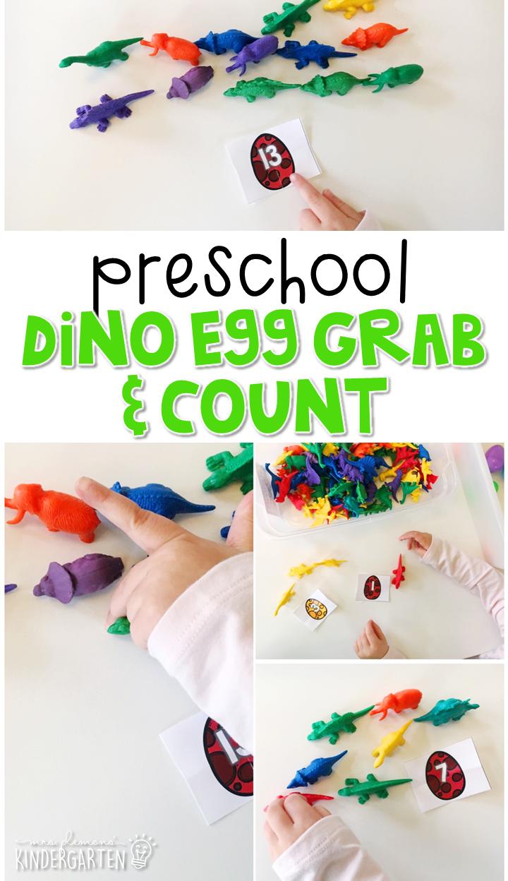 Preschool: Dinosaurs - Mrs. Plemons\' Kindergarten