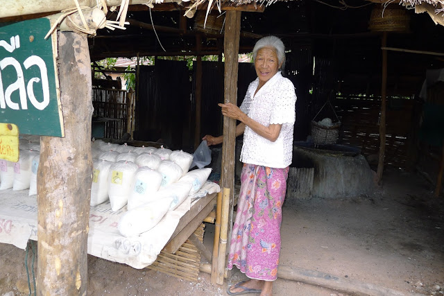 Ancient Salt Pits of Bo Klua in Nan, North Thailand