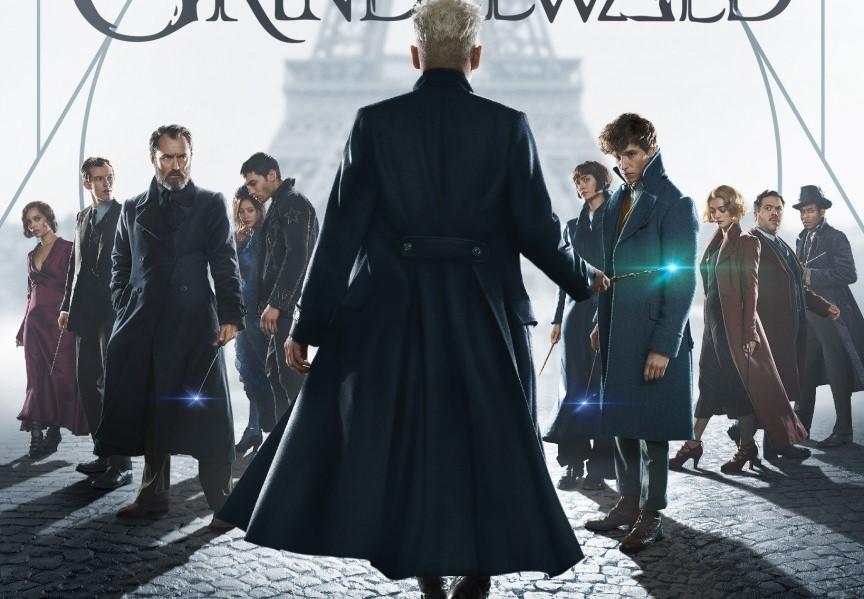 """Magos e Não-Maj estampam os pôsteres inéditos de """"Animais Fantásticos: Os Crimes de Grindelwald"""""""