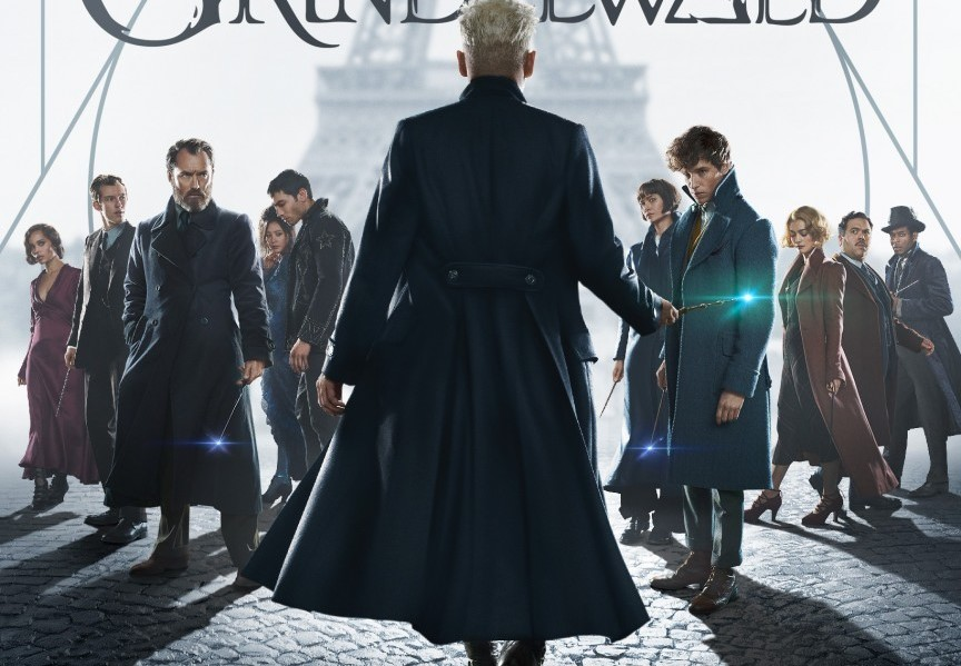 "Animais Fantásticos: Os Crimes de Grindelwald"""