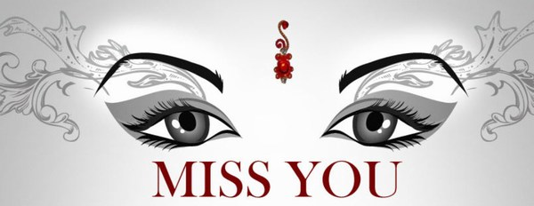 I Miss You Sad Romantic Picture for Facebook Cover Page