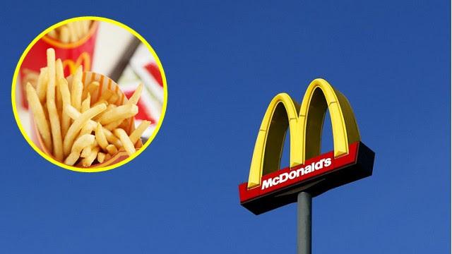 叫麥當勞外送 發現麥當勞「外送的薯條很少」原因曝光