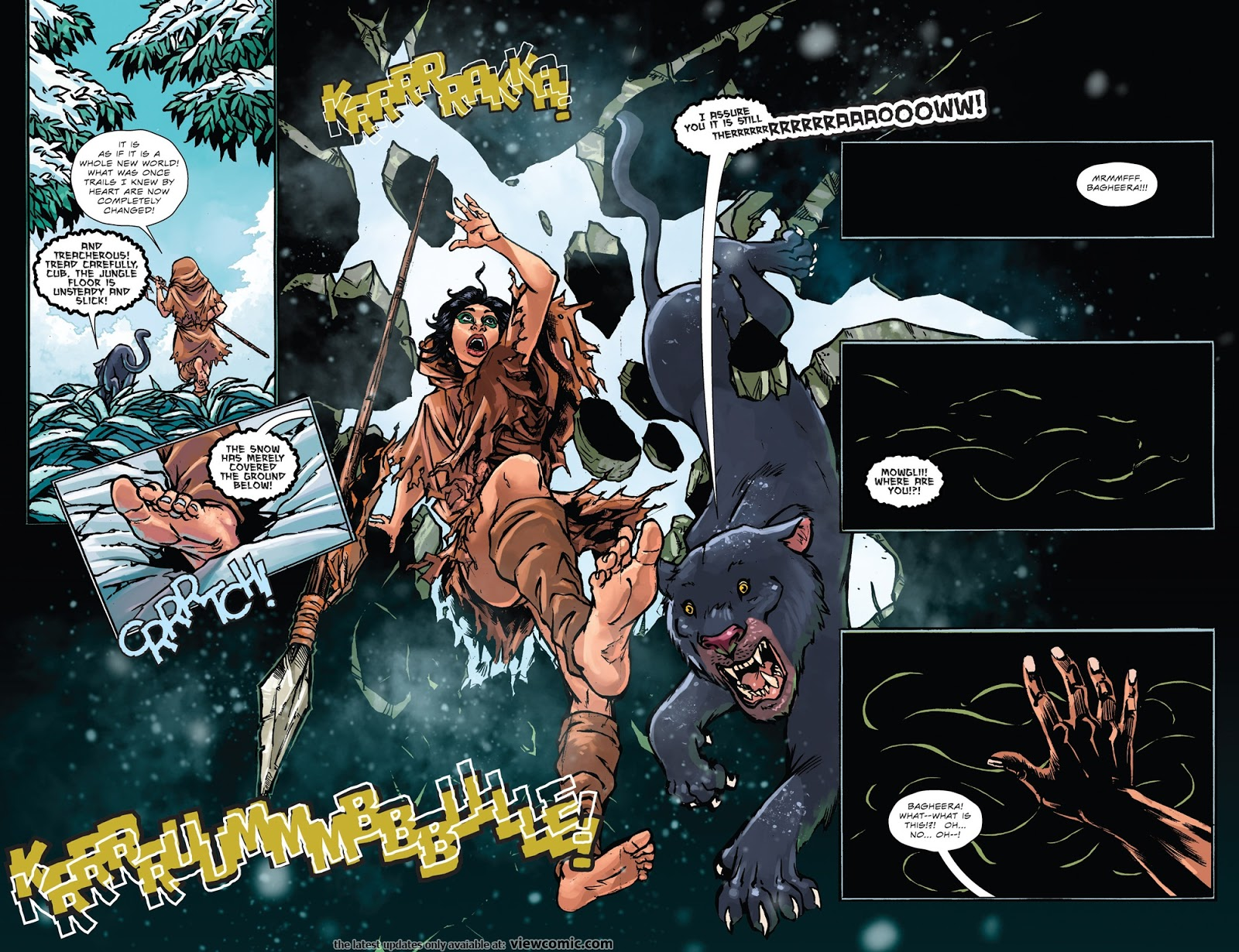 Porn Jungle Book 2016 - Jungle Book 2016 Holiday Special 2016   Read Jungle Book 2016 Holiday  Special 2016 comic online in high quality. Read Full Comic online for free  - Read comics online in high quality .