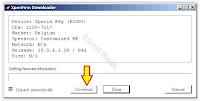 Download Sony Xperia E4g Firmware