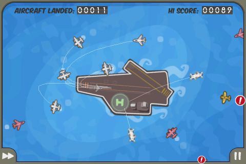 ENTERTAIN PLUS PLUS: Free download Flight Control HD-PC Version game