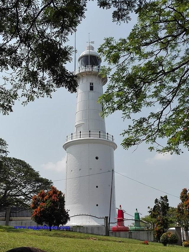 Rumah Api Altingsburg | The Straits Settlement Lighthouses