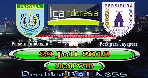 Prediksi Bola855 Persela Lamongan vs Persipura Jayapura 29 Juli 2018