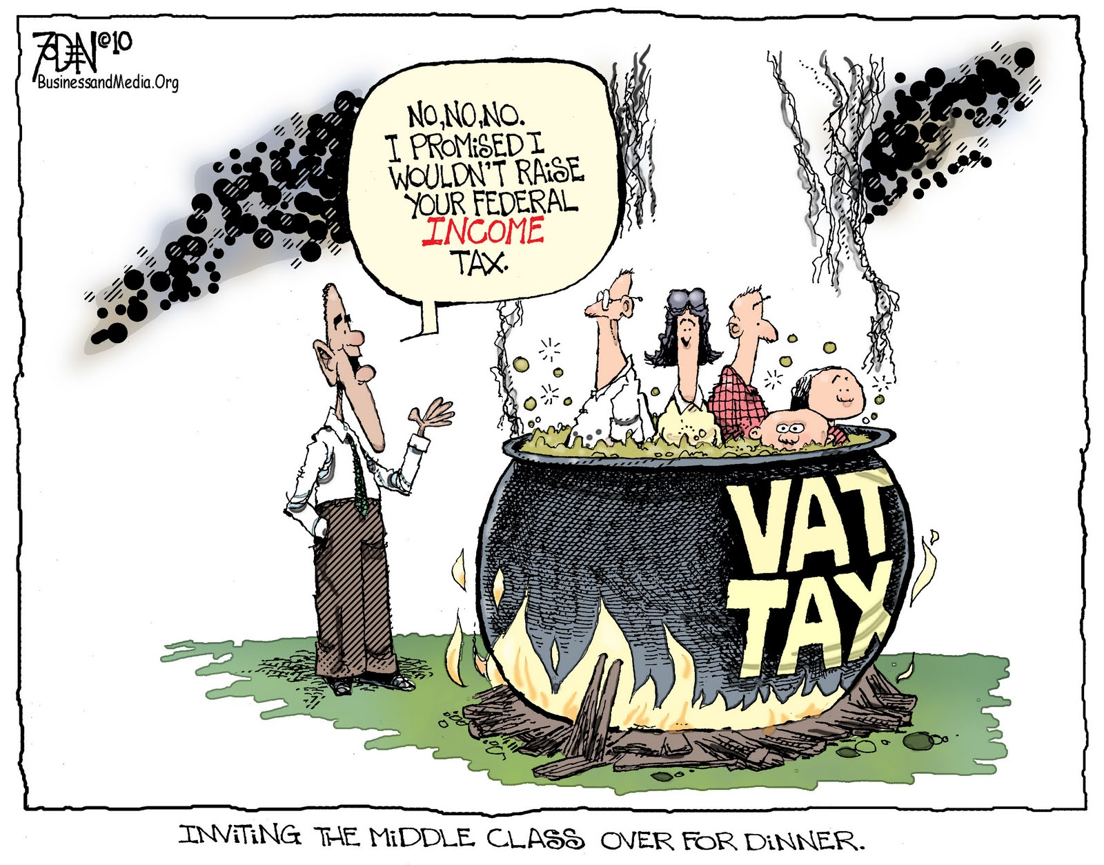 Vat Will The Us Adopt A Value Added Tax
