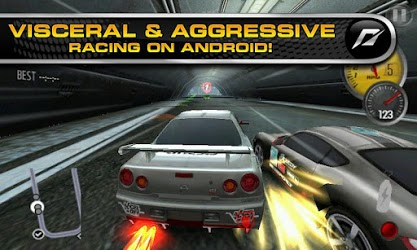 NFS Shift APK android Full+Data