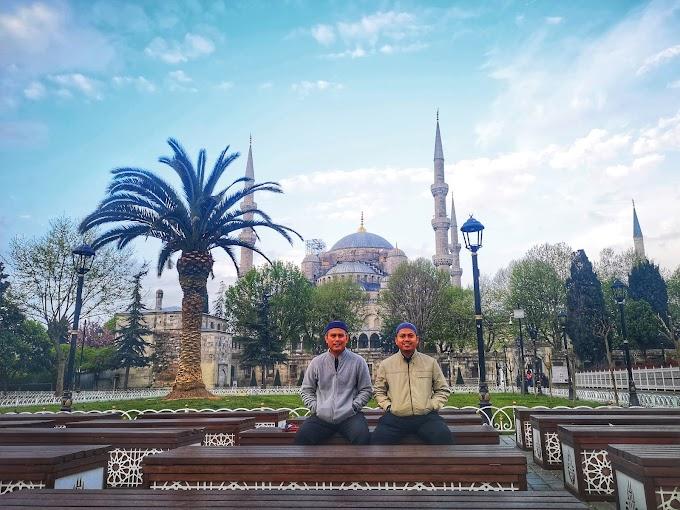 Itinerari & Kos Percutian 16 Hari 15 Malam Ke Istanbul, Turki dan Umrah (Mekah - Madinah)