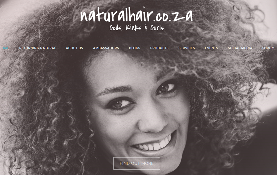 NaturalHair.Co.Za
