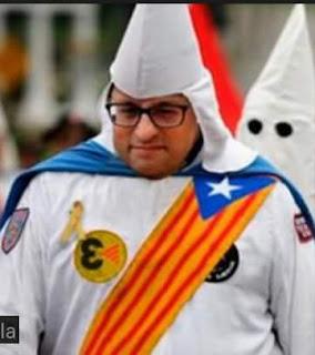 KKK, Quim Torra