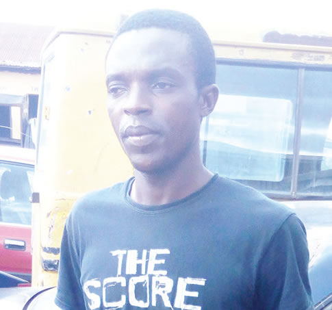Suspect confesses to buying police uniform & ID card for N500