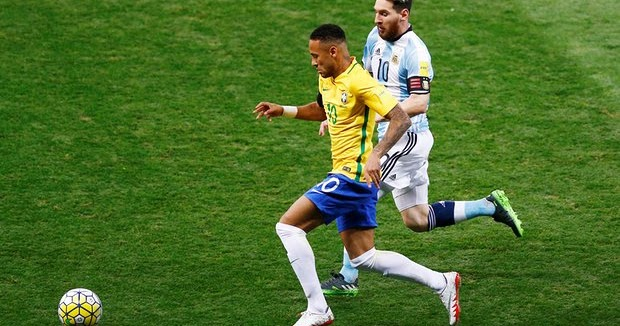 Brazil 3 0 Argentina World Cup 2018 Qualifier As It Happened