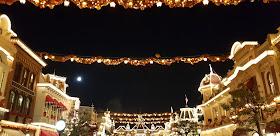 Disneyland Paris Halloween Main Street