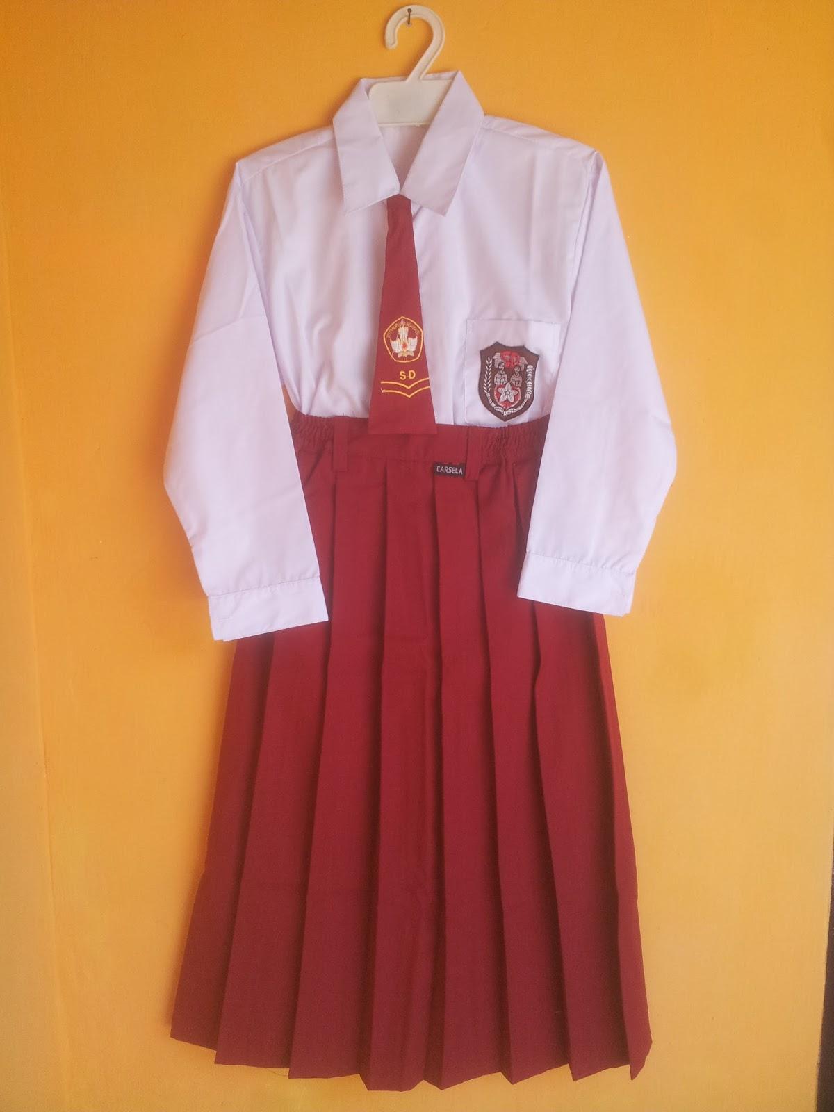 seragam sekolah di jayapura 089662055580 PRODUSEN