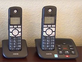 A Quick View At Cordless Phones image