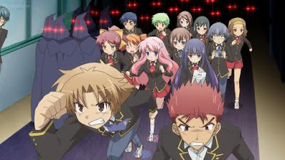 Download Anime Baka to Test to Shoukanjuu Ni! BD 1-13 [END] + Bacth Subtitle Indonesia