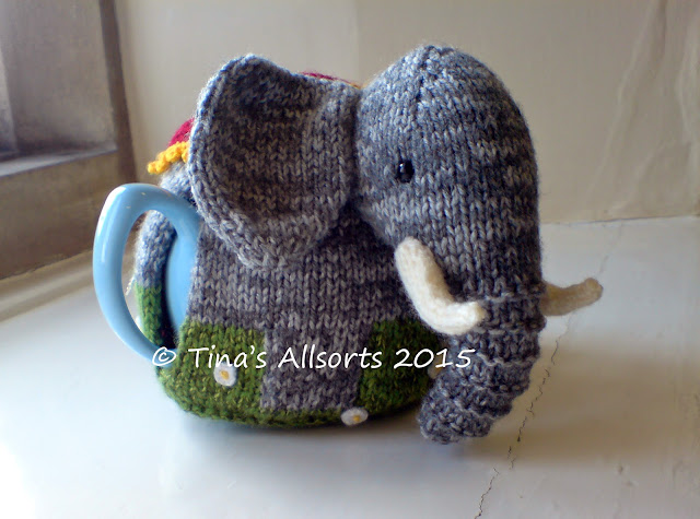 Elephant Tea Cosie