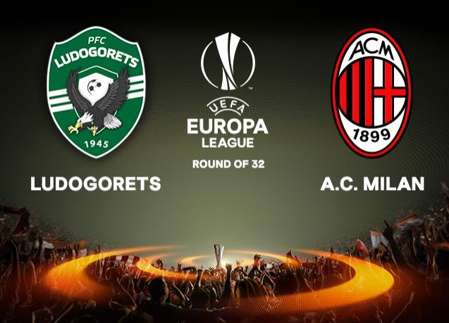 Ludogorets Razgrad vs AC Milan Highlights & Full Match 15 February 2018