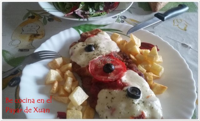 Filete A La Milanesa