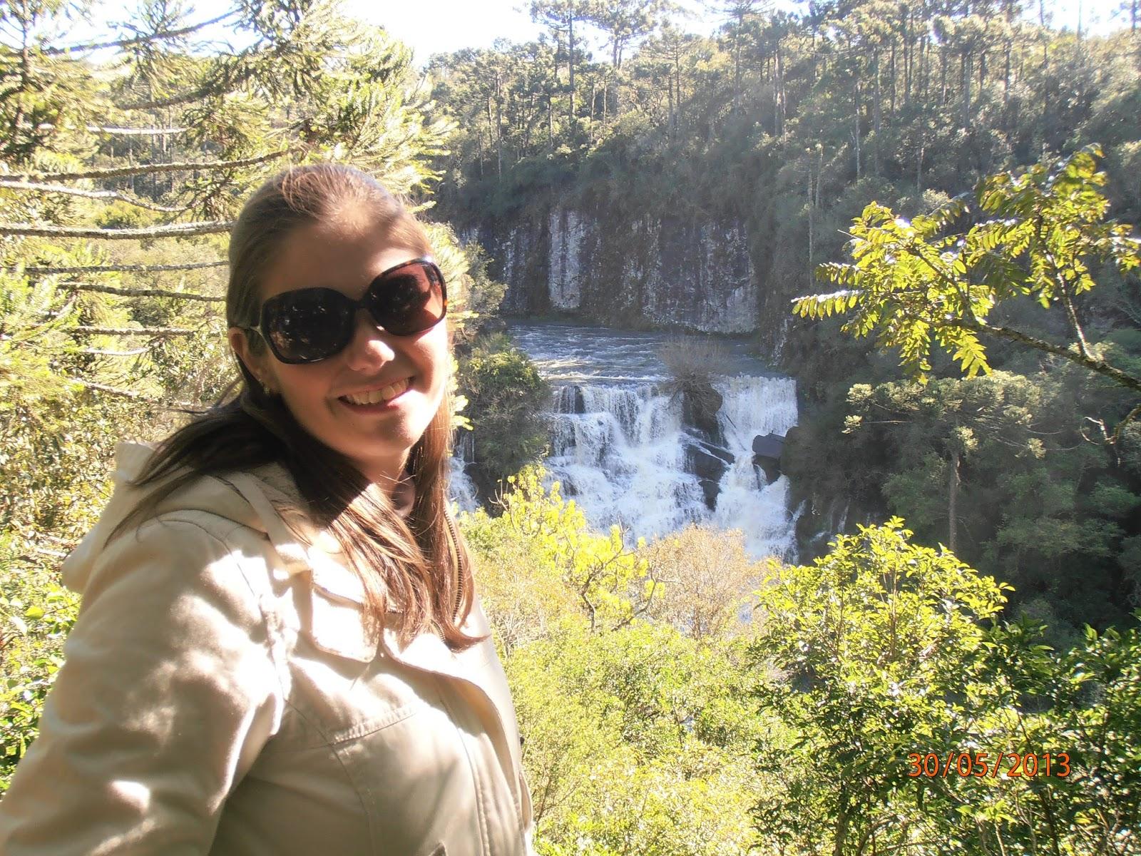 Corredeiras Parque Estadual do Caracol