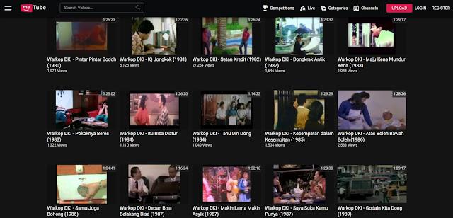 meTube Film Indonesia