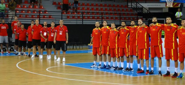 European Championship Qualifiers: Macedonian Basketball Team Beats Luxembourg