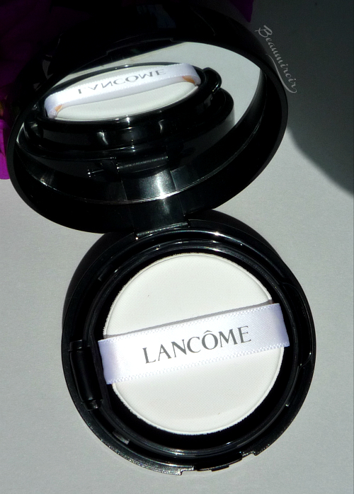 Lancome Cushion Blush Subtil in Splash Orange: review, photos, swatches