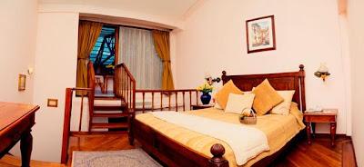 Hotel Patio Andaluz - Directorio de hoteles hostales en quito Ecuador