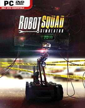 Robot Squad Simulator 2017 PC Full Español