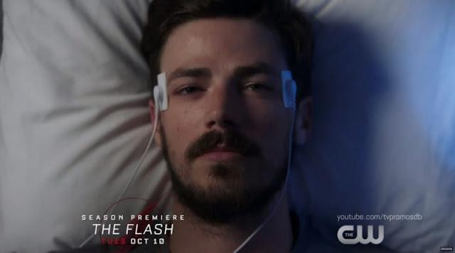 The Flash vuelve en la temporada 4 | Pero ¿Barry Allen, realmente es usted?