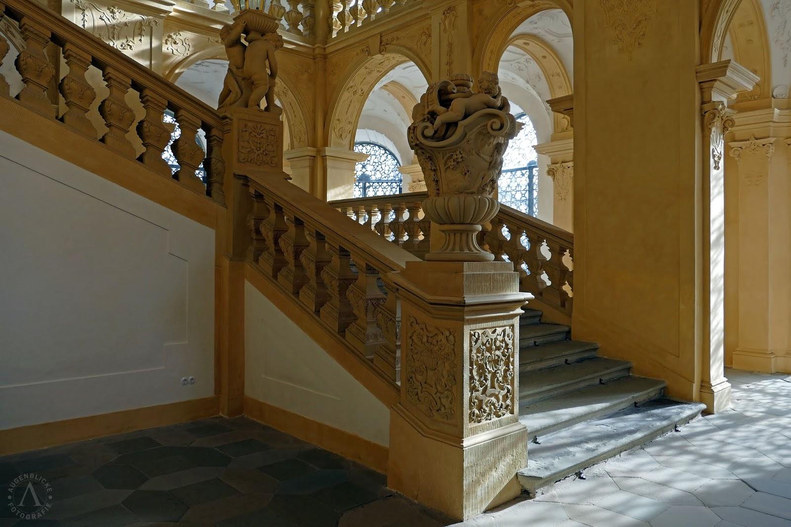 Augenblicke Fotografie Besuch In Schloss Weissenstein