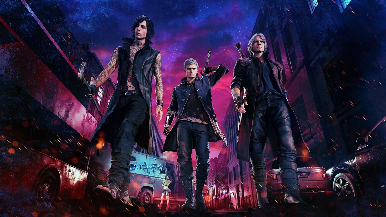 Devil May Cry 5 Deluxe Edition, New Trailer Revealed At TGS, Bonuses Detailed