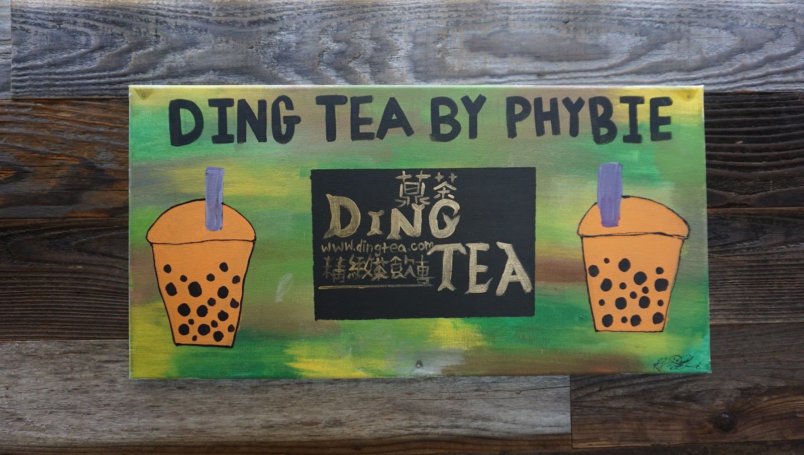 GIVEAWAY] Ding Tea By Phybie Is Officially Open In