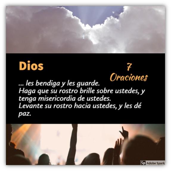 Oraciones de Dios para Bendecir la Vida de la Gente que tienes en tu Corazón