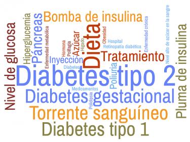 bajos niveles de diabetes en el azúcar