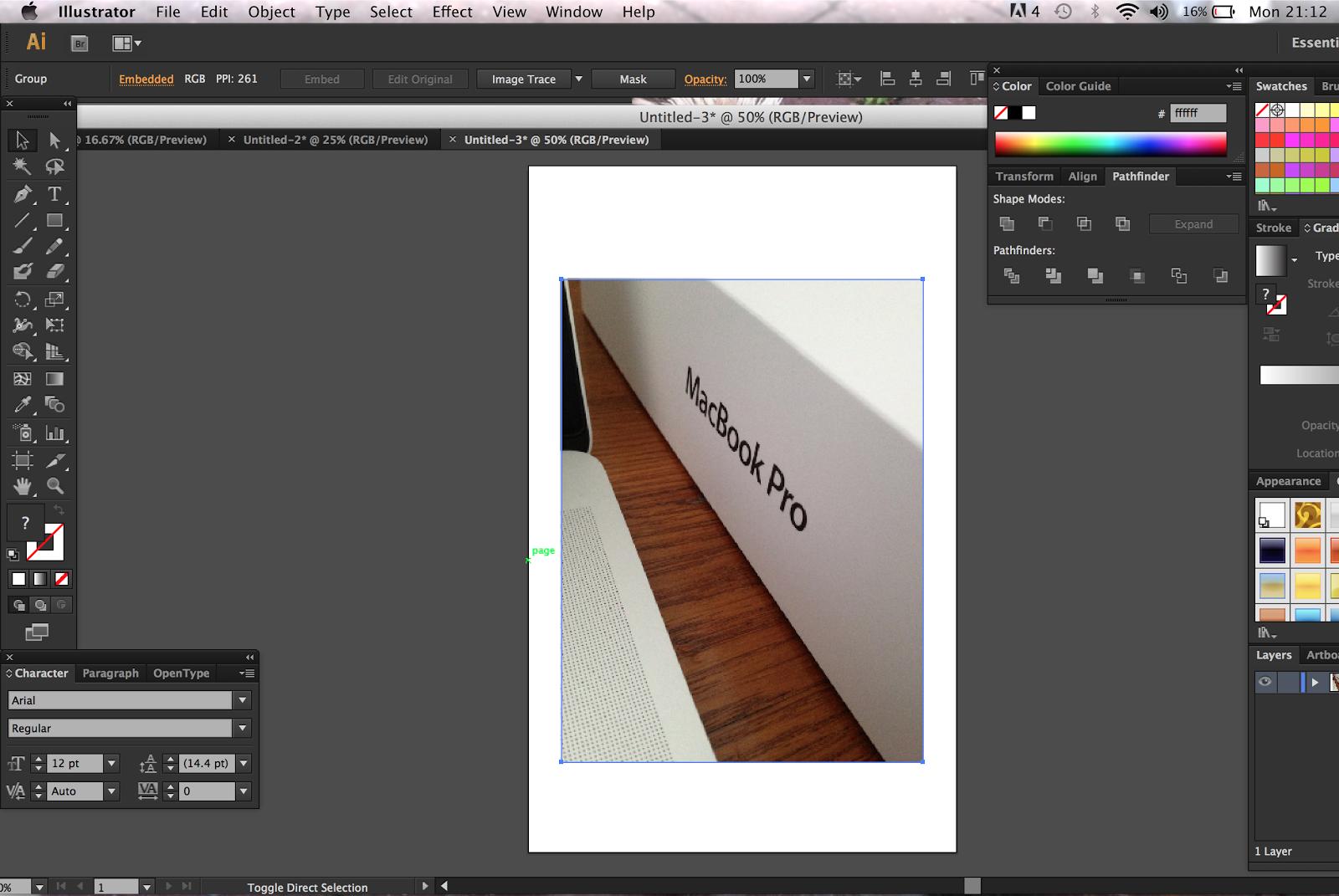 Illustrator & Photoshop Tutorials: Using the Image Trace