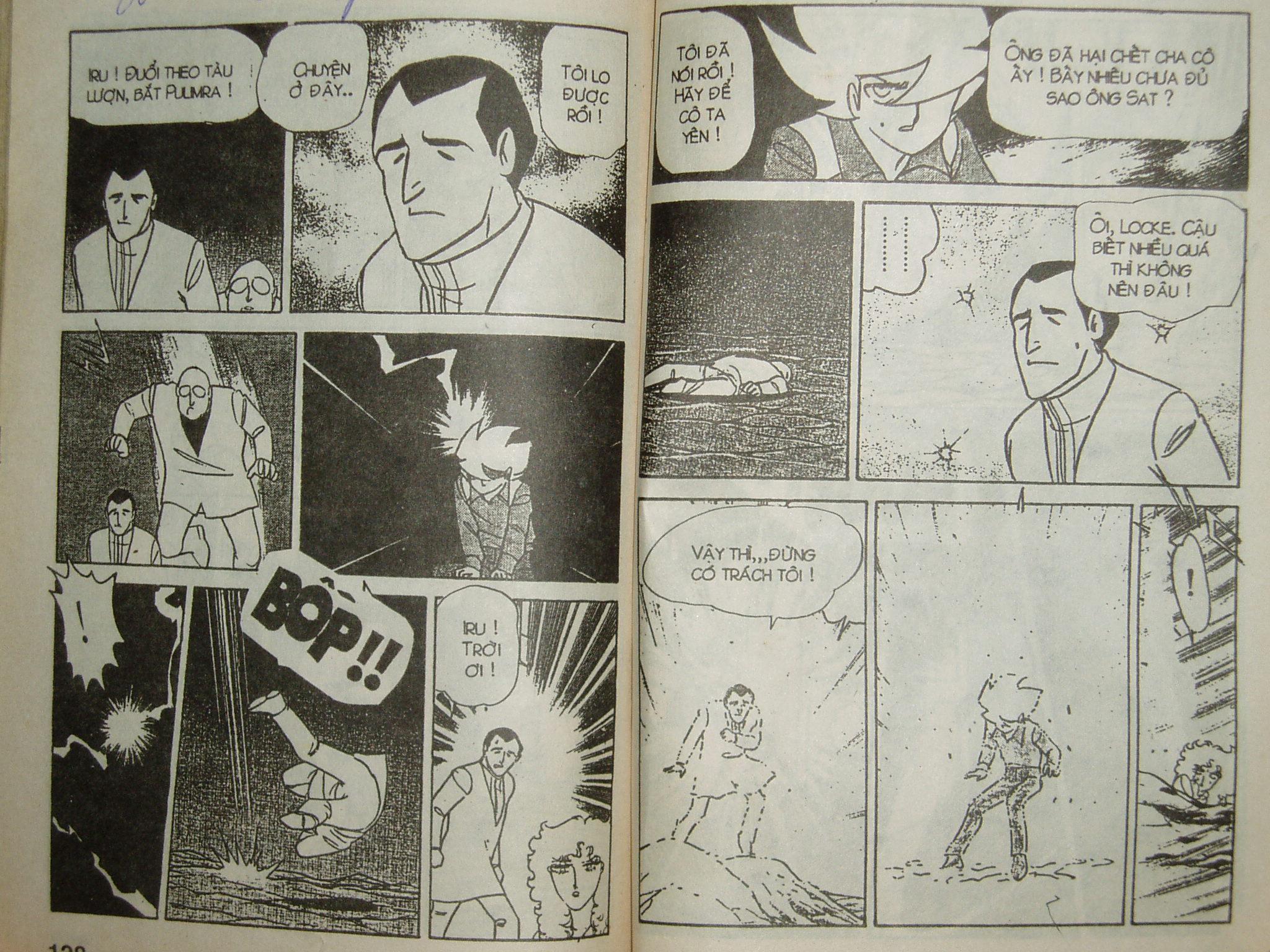 Siêu nhân Locke vol 16 trang 62