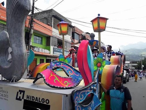 #CARNAVAL DE #GUARANDA 2018