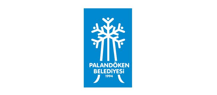 Erzurum Palandöken Belediyesi Vektörel Logosu