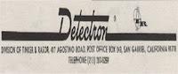 vintage metal detector