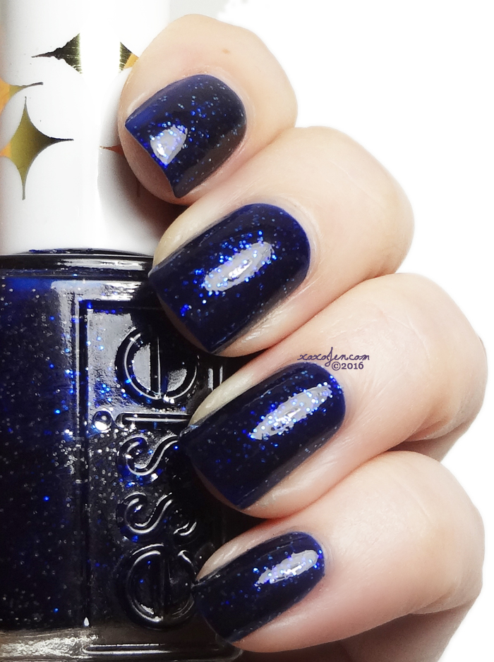 xoxoJen's swatch of Essie Starry Starry Night