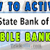 How to Activate and Complete SBI mobile Banking Registration [Step By Step]