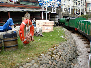 Blackpool Pleasure Beach Express Miniature Railway