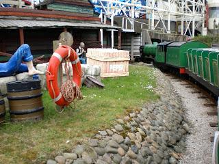 Blackpool Pleasure Beach Express Miniature Railway
