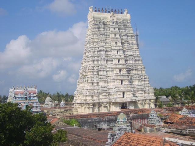 Ramanathaswamy (Rameshwaram) Temple
