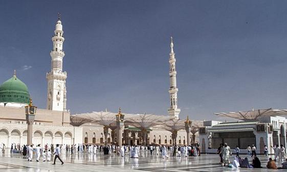 nigerian hajj pilgrim injured prophet mosque medina saudi