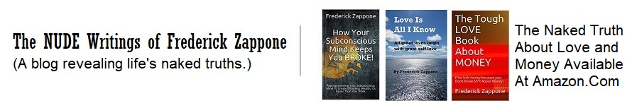 The NUDE Writings of Frederick Zappone