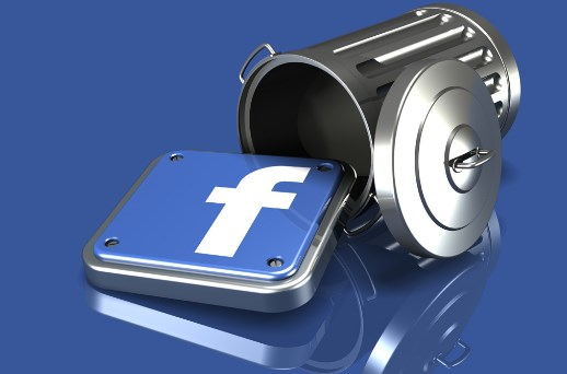 how to find a deactivated facebook account